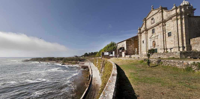 Monasterio de Sta. María de Oia